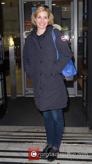 Darcey Bussell - Celebrities at the BBC Radio 2 studios at BBC Portland Place - London, United Kingdom - Friday...