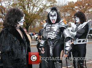 Paul Stanley, Gene Simmons and Kiss