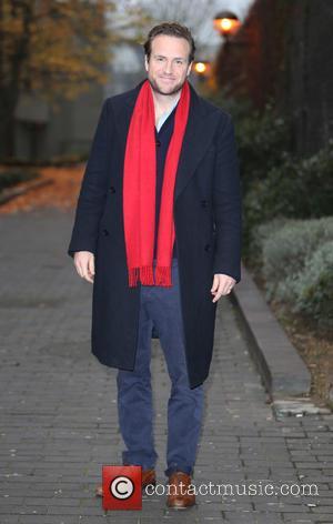 Rafe Spall - Rafe Spall outside the ITV studios - London, United Kingdom - Friday 28th November 2014