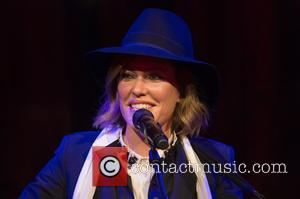 Welsh singer songwriter Cerys Matthews presented the Snow Ball at The Hippodrome Casino in London, United Kingdom - Saturday 29th...