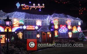 Christmas Lights and Atmosphere