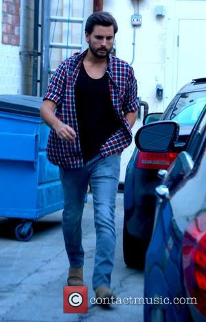 Scott Disick - Scott Disick out in Beverly Hills - Los Angeles, California, United States - Saturday 29th November 2014