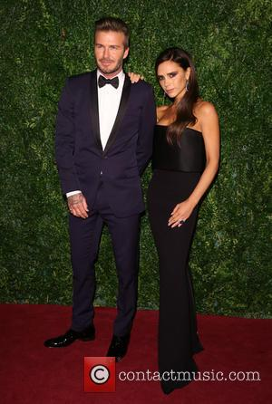David Beckham , Victoria Beckham - 60th London Evening Standard Theatre Awards 2014 held at the London Palladium - Arrivals...