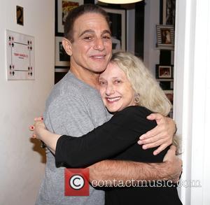 Tony Danza and Carol Kane