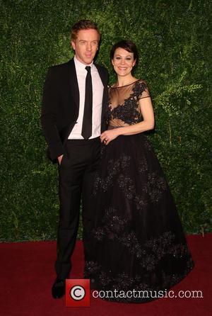 Damian Lewis and Helen McCory