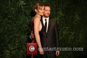 Anne-marie Duff and James Mcavoy
