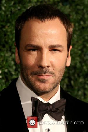 Tom Ford - Shots of a host of stars as they took to the red carpet for the 60th London...