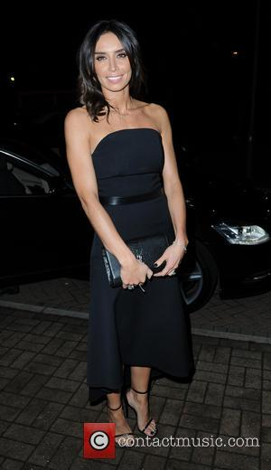 Christine Bleakley - A variety of stars were photographed as they attended the James Milner Foundation Las Vegas Themed Ball...