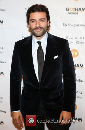 Oscar Isaac - Photographs of a variety of stars as they arrived at the 24th Annual Gotham Independent Film Awards...