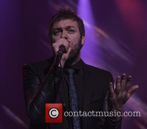 Tom Meighan - Kasabian performing live on stage, kick off their five nights at The O2 Academy Brixton at Brixton...