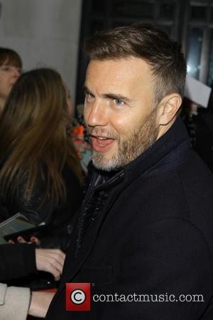 Gary Barlow - Celebrities at the BBC Radio 1 studios at BBC - London, United Kingdom - Monday 1st December...
