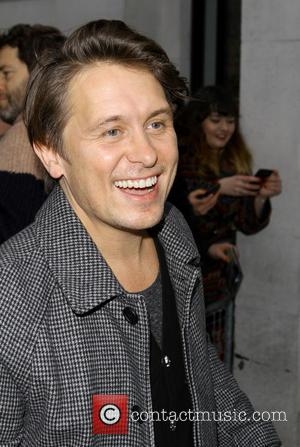 Mark Owen - Celebrities at the BBC Radio 1 studios at BBC - London, United Kingdom - Monday 1st December...