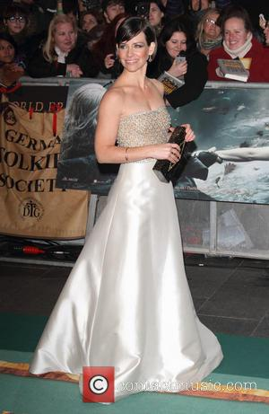 Evangeline Lilly - Shots from the World Premiere of 'The Hobbit: The Battle of the Five Armies' the final film...