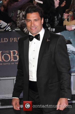 Manu Bennett - Shots from the World Premiere of 'The Hobbit: The Battle of the Five Armies' the final film...