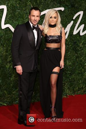 Tom Ford and Rita Ora - Shots of a host of stars as they took to the red carpet for...