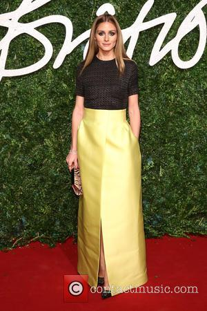 Olivia Palermo - Shots of a host of stars as they took to the red carpet for the 2014 British...