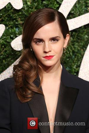 Emma Watson - Shots of a host of stars as they took to the red carpet for the 2014 British...
