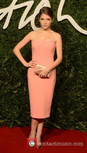 Anna Kendrick - The British Fashion Awards 2014 held at London Coliseum - Arrivals at The British Fashion Awards -...
