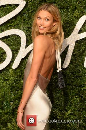Karlie Kloss - The British Fashion Awards 2014 held at London Coliseum - Arrivals at The British Fashion Awards -...