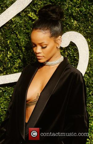 Rihanna Threatened With Legal Action Over Copied Image