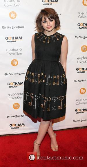Joey King - Photographs of a variety of stars as they arrived at the 24th Annual Gotham Independent Film Awards...