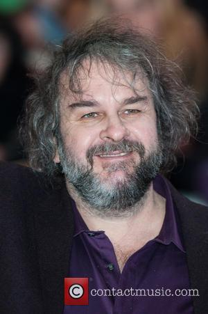 Peter Jackson - Shots from the World Premiere of 'The Hobbit: The Battle of the Five Armies' the final film...