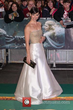 Evangeline Lily - The World Premiere of