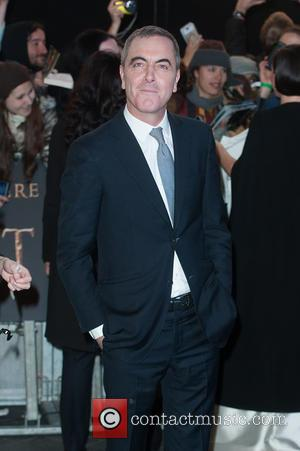 James Nesbitt - 'The Hobbit: The Battle of the Five Armies' world premiere - Arrivals - London, United Kingdom -...