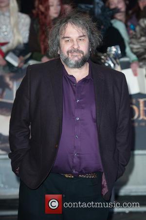 Peter Jackson - 'The Hobbit: The Battle of the Five Armies' world premiere - Arrivals - London, United Kingdom -...