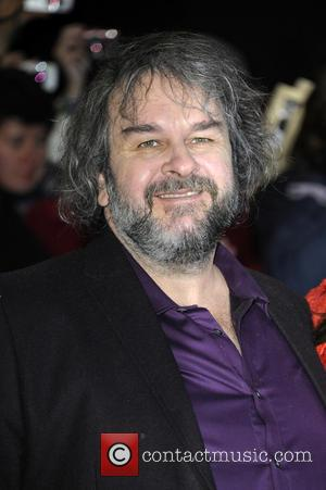Peter Jackson - 'The Hobbit: The Battle of the Five Armies' world premiere - Arrivals at Odeon Leicester Square -...