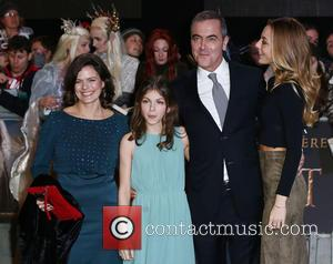 James Nesbitt and Peggy Nesbitt - The Hobbit: The Battle of the Five Armies' film premiere - London, United Kingdom...