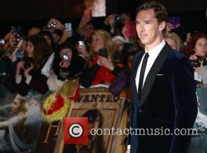 Benedict Cumberbatch Stunned To Learn Of Character's Homosexual Sentence