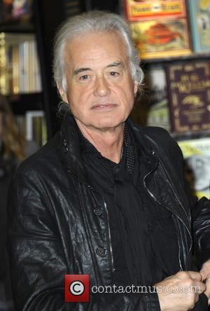 Jimmy Page Admits He Can't Foresee Another Led Zeppelin Reunion Happening