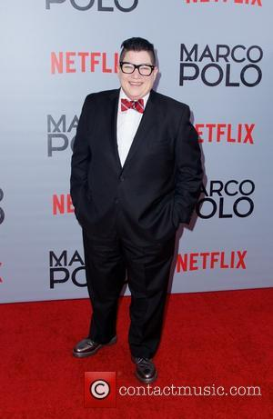 Lea Delaria - Shots of stars as they arrived for the New York premiere of 'Marco Polo' which was held...