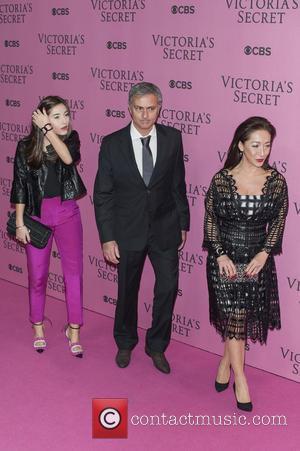 Jose Mourinho, Matilde Faria and Matilde Mourinho