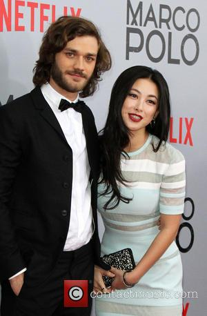 Lorenzo Richelmy and Zhu Zhu