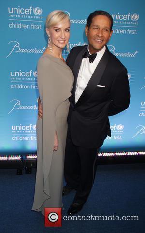 Unicef, Bryant Gumbel and Hillary Gumbel