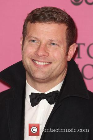 Dermot O'Leary - A variety of stars were photographed as they attended the Victoria's Secret Fashion Show 2014 which was...