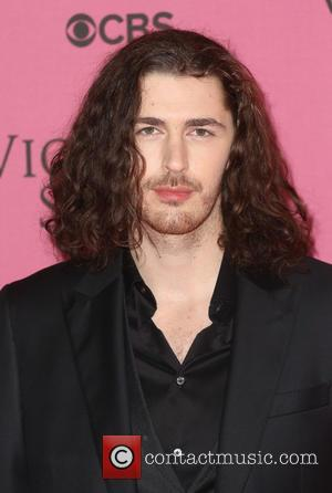 Hozier - A variety of stars were photographed as they attended the Victoria's Secret Fashion Show 2014 which was held...