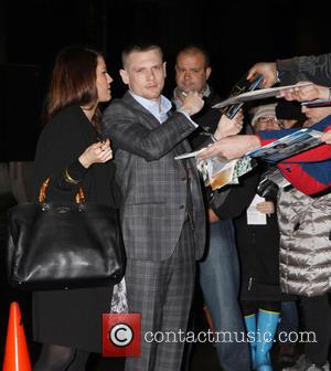 Jack O'Connell - Photographs of celebrities as they arrived for a Screening of 'Unbroken' which was held at the Museum...