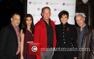 Joel Goldman, Kim Kardashian, David Cooley, Kris Jenner and Tim Mendelson