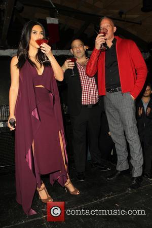 Kim Kardashian, Joel Goldman and David Cooley