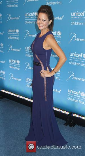 Brooke Burke and Unicef