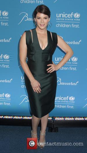 Gail Simmons - Unicef Snowflake Ball 2014 at Cipriani Wall Street, UNICEF Snowflake Ball - New York, New York, United...