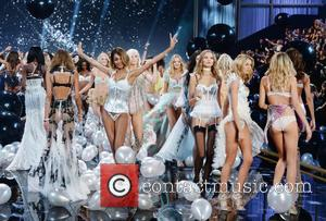 Seductive And Sweet: Victoria's Secret Models Turn From Lingerie Angels To Fairies [Pictures]