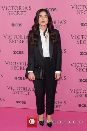 Jessie Ware - Victoria's Secret Fashion Show held at the Earls Court Exhibition Centre - Arrivals at Victoria's Secret -...