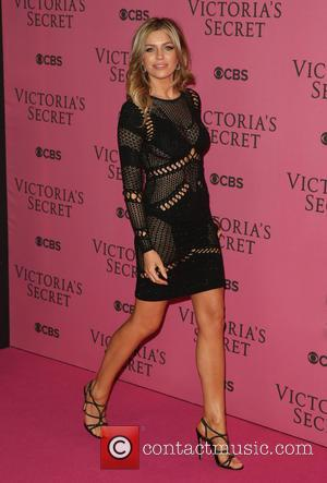 Abbey Clancy - A variety of stars were photographed as they attended the Victoria's Secret Fashion Show 2014 which was...