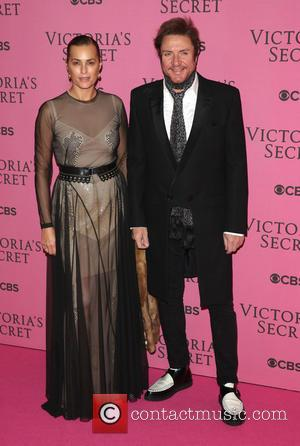 Yasmin Le Bon and Simon Le Bon - A variety of stars were photographed as they attended the Victoria's Secret...