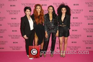 Neon Jungle - A variety of stars were photographed as they attended the Victoria's Secret Fashion Show 2014 which was...