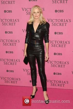 Joely Richardson - A variety of stars were photographed as they attended the Victoria's Secret Fashion Show 2014 which was...